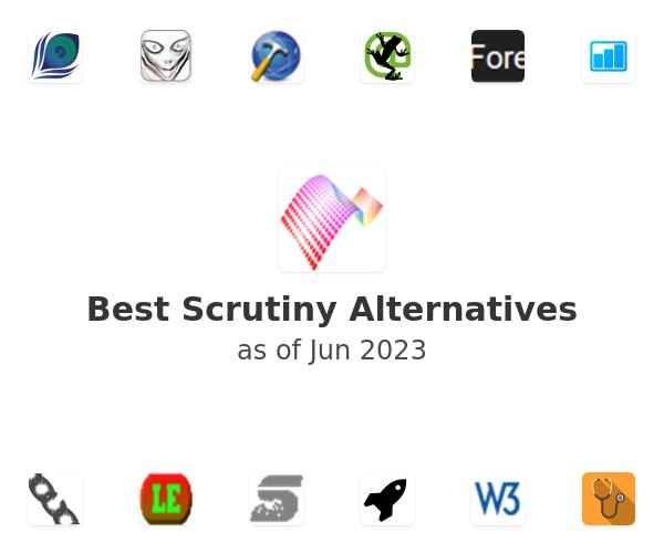 Best Scrutiny Alternatives