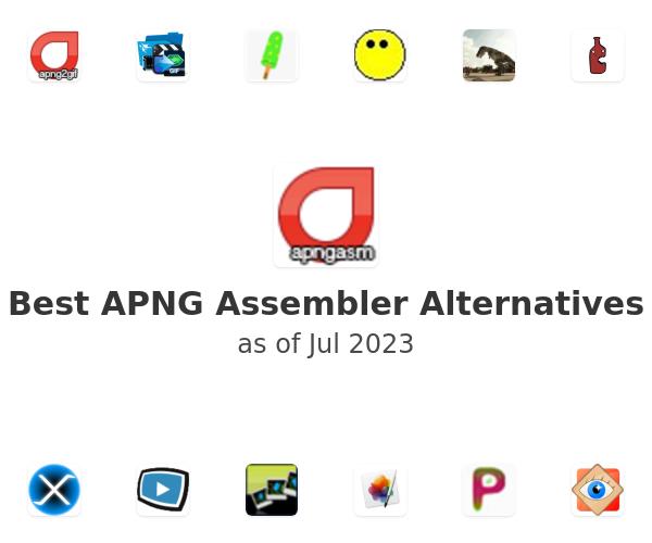 Best APNG Assembler Alternatives