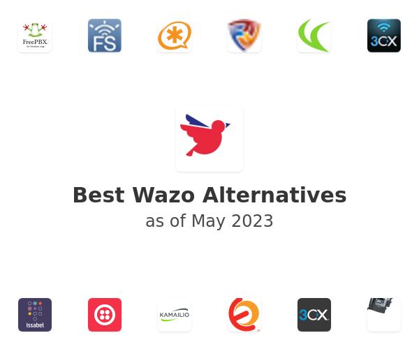 Best Wazo Alternatives