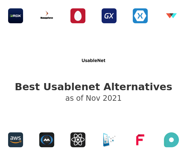 Best Usablenet Alternatives
