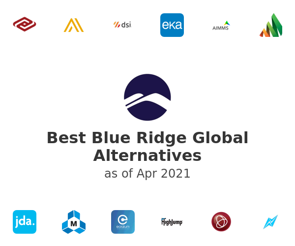Best Blue Ridge Global Alternatives