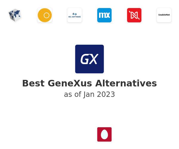 Best GeneXus Alternatives
