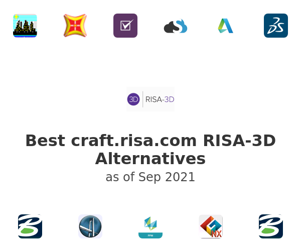 Best RISA-3D Alternatives