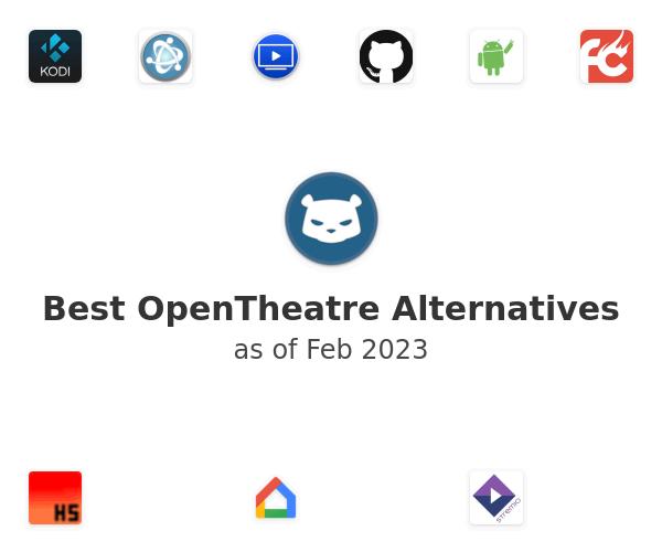 Best OpenTheatre Alternatives