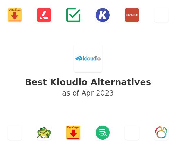 Best Kloudio Alternatives