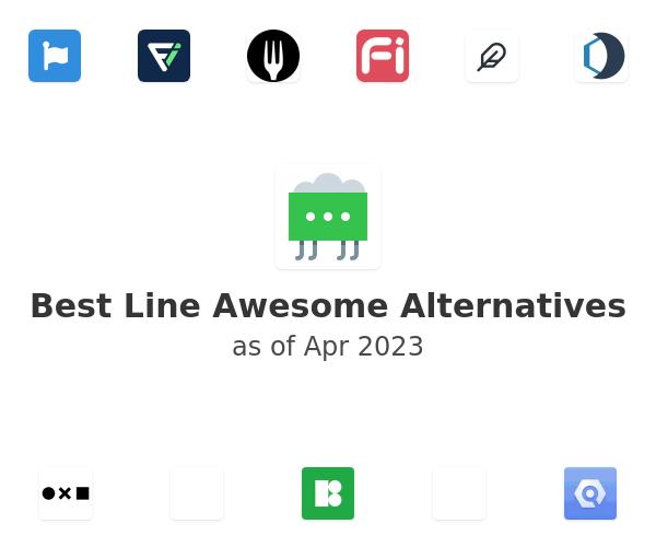 Best Line Awesome Alternatives