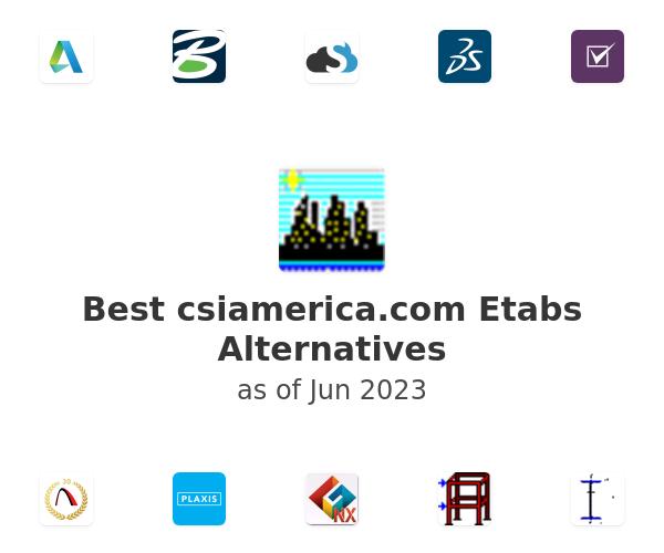 Best Etabs Alternatives