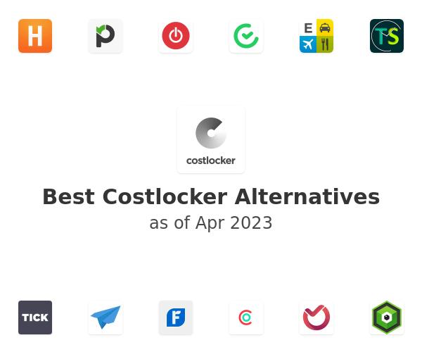 Best Costlocker Alternatives
