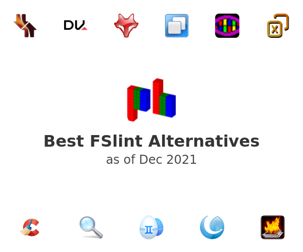 Best FSlint Alternatives
