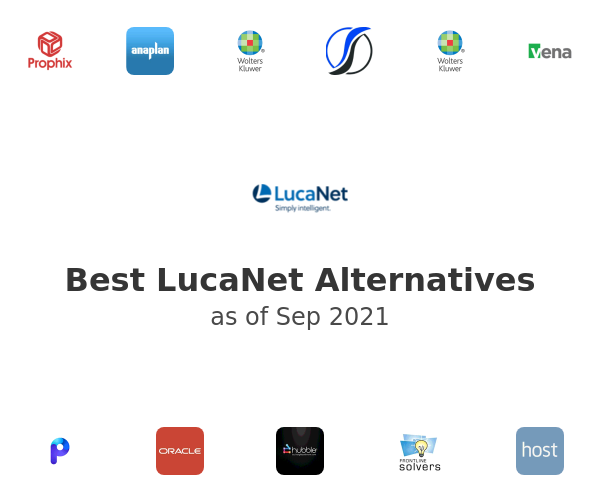 Best LucaNet Alternatives