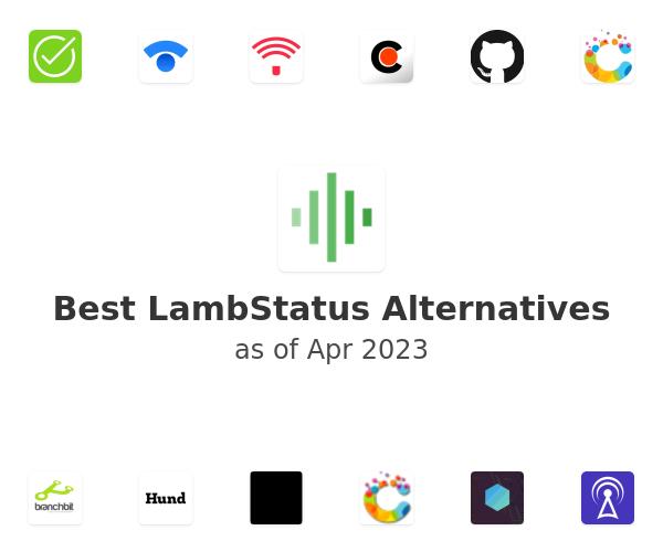 Best LambStatus Alternatives
