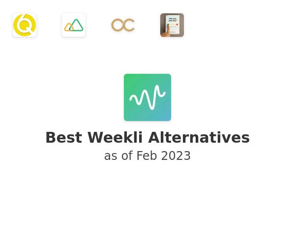 Best Weekli Alternatives