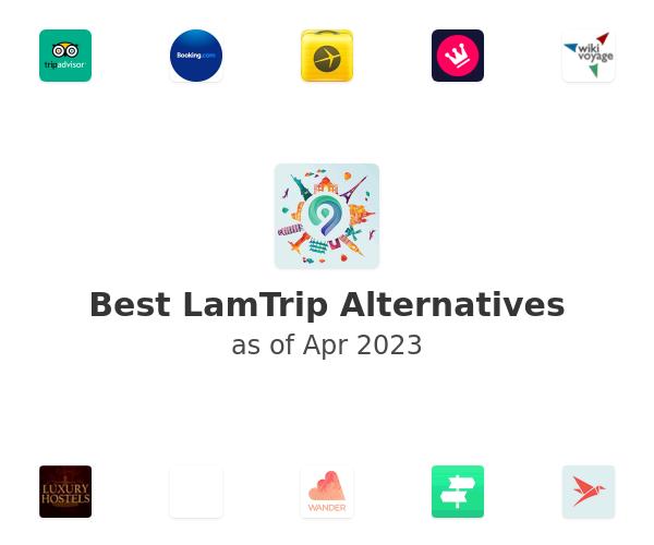 Best LamTrip Alternatives