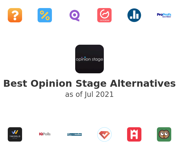 Best Opinion Stage Alternatives