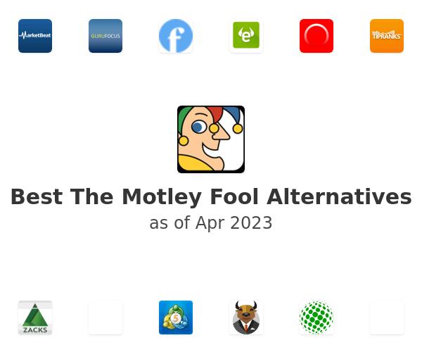 Best The Motley Fool Alternatives