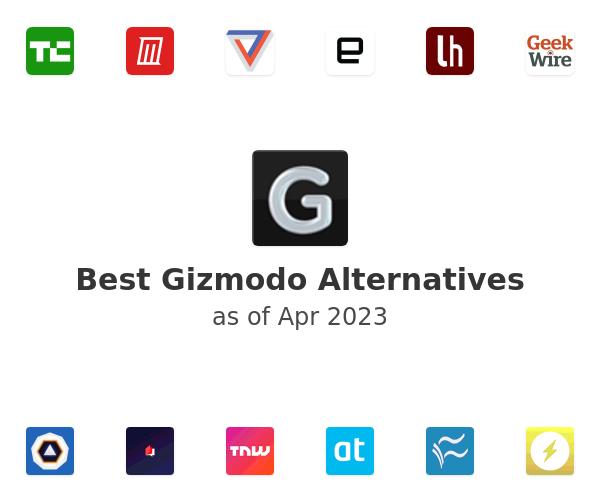 Best Gizmodo Alternatives