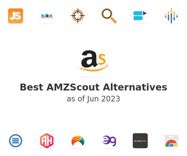 Best AMZScout Alternatives