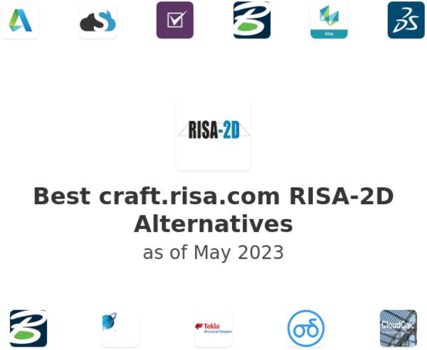 Best RISA-2D Alternatives
