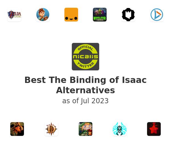 Best The Binding of Isaac Alternatives