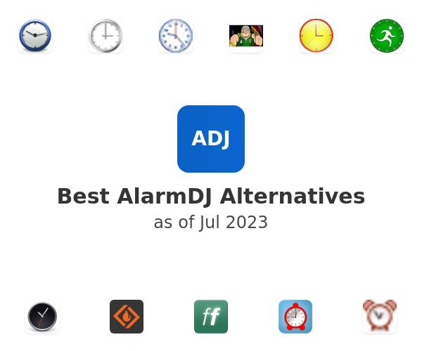 Best AlarmDJ Alternatives