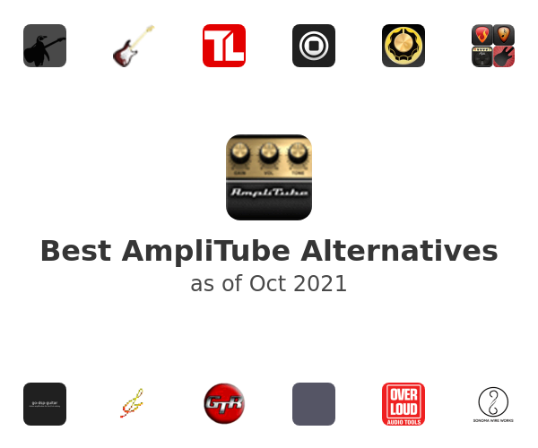 Best AmpliTube Alternatives