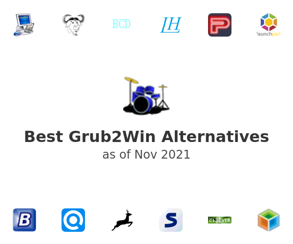 Best Grub2Win Alternatives