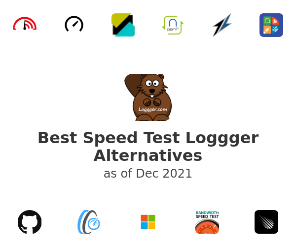 Best Speed Test Loggger Alternatives