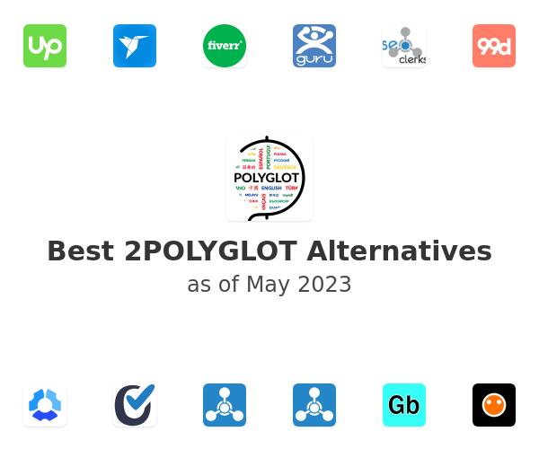 Best 2POLYGLOT Alternatives