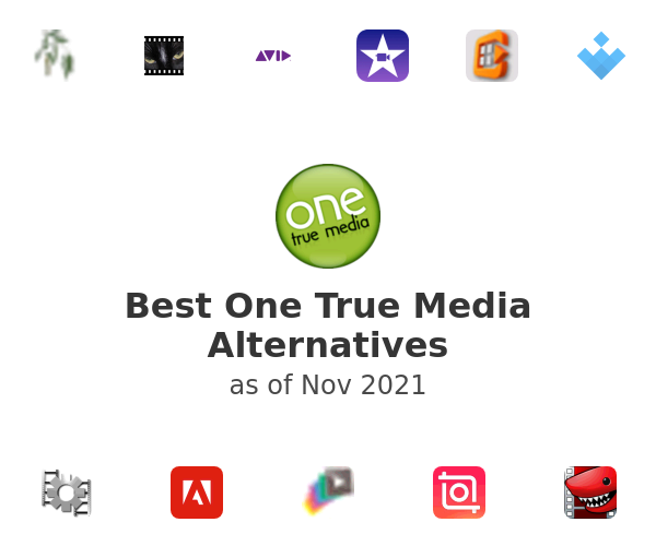 Best One True Media Alternatives