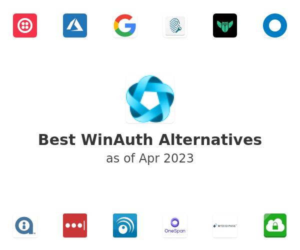 Best WinAuth Alternatives