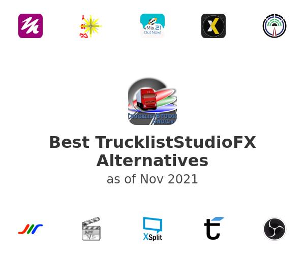 Best TrucklistStudioFX Alternatives