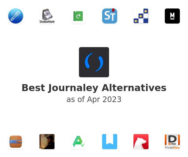 Best Journaley Alternatives