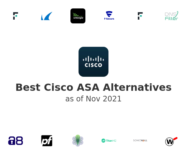 Best Cisco ASA Alternatives