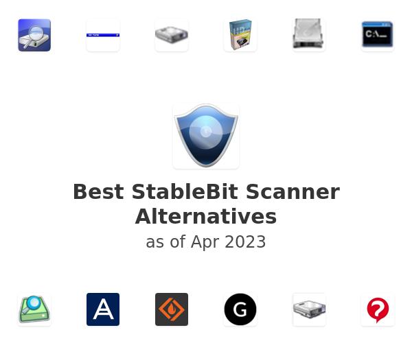 Best StableBit Scanner Alternatives