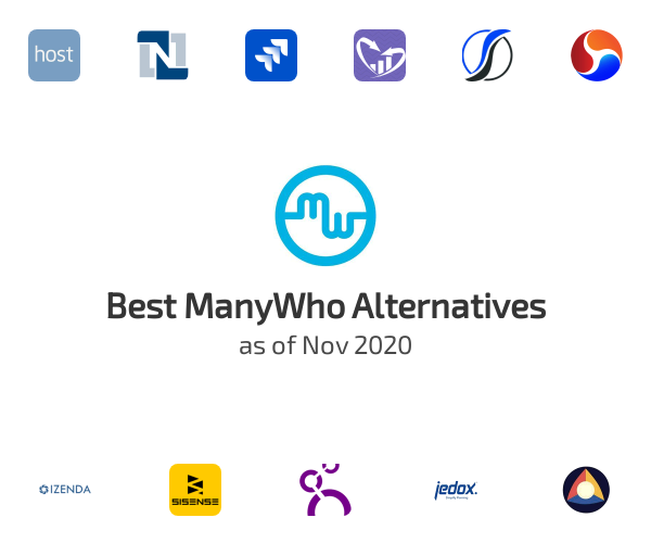 Best ManyWho Alternatives