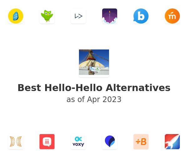 Best Hello-Hello Alternatives