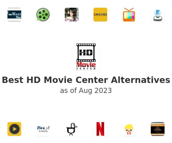 Best HD Movie Center Alternatives