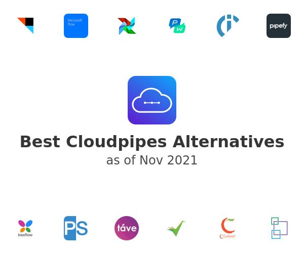 Best Cloudpipes Alternatives