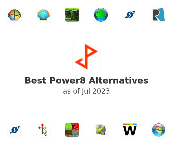 Best Power8 Alternatives