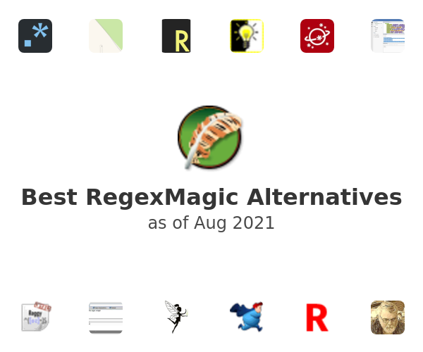 Best RegexMagic Alternatives