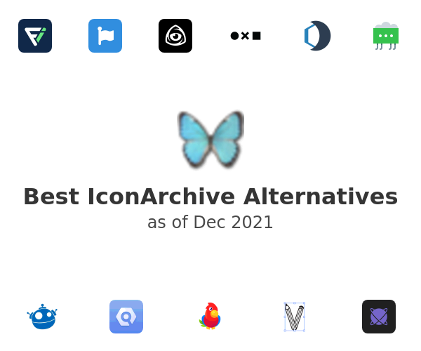 Best IconArchive Alternatives