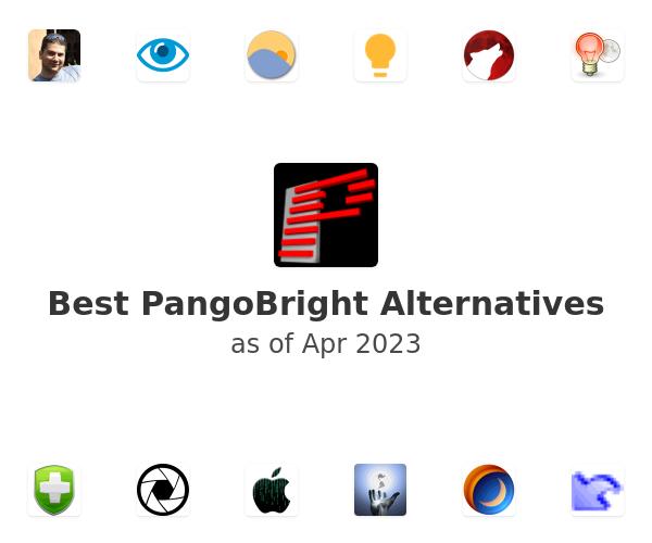 Best PangoBright Alternatives