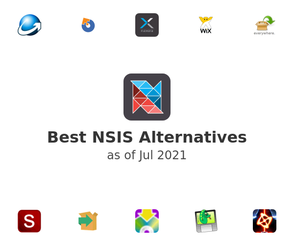 Best NSIS Alternatives