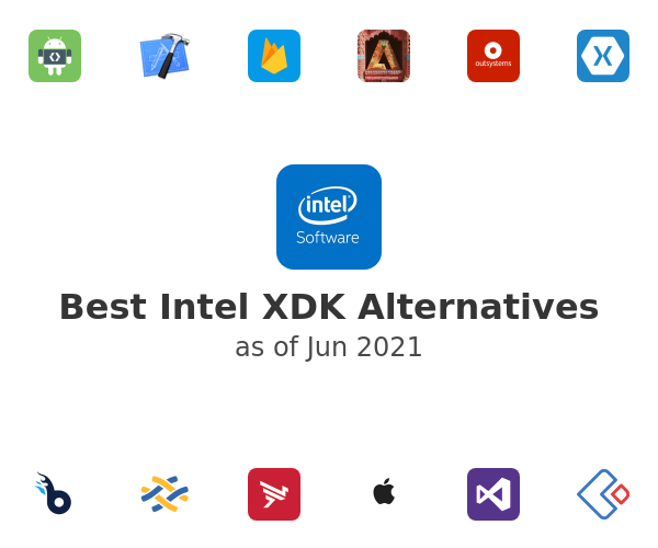 Best Intel XDK Alternatives