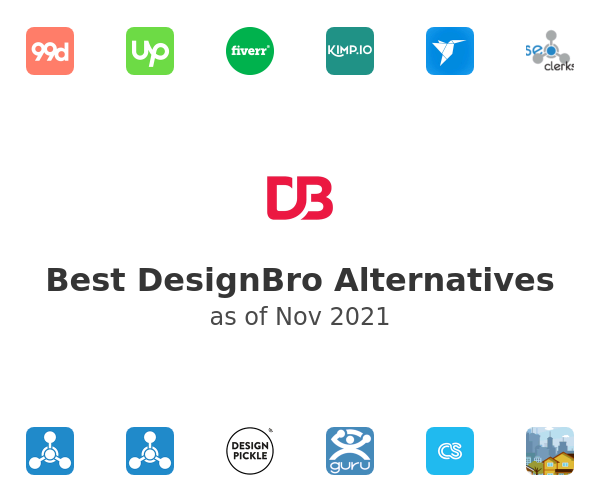Best DesignBro Alternatives