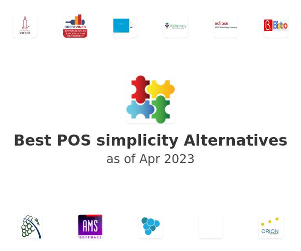 Best POS simplicity Alternatives