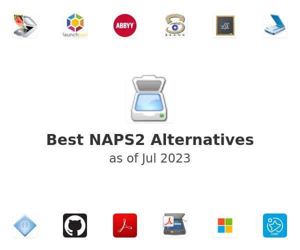 Best NAPS2 Alternatives