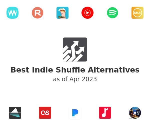 Best Indie Shuffle Alternatives