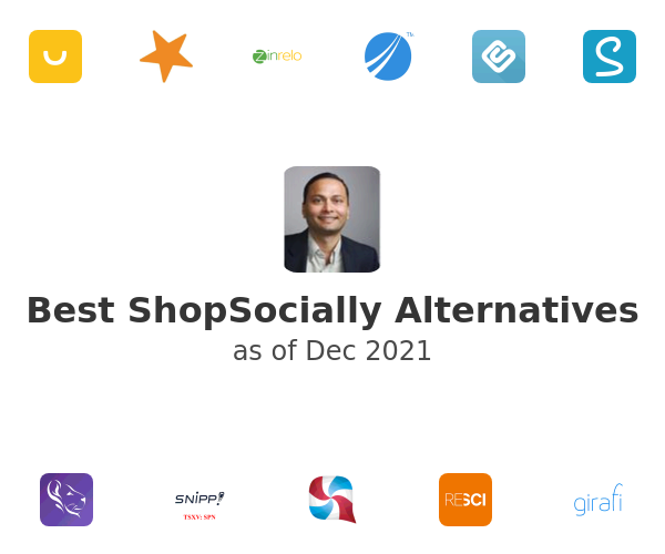 Best ShopSocially Alternatives