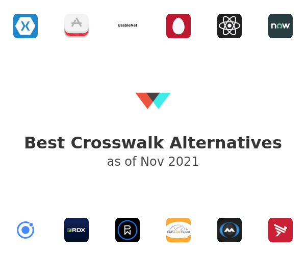Best Crosswalk Alternatives